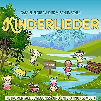 Kinderlieder: Instrumentale Bewegungs- und Entspannungsmusik