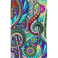 Music: Presents / Gifts for Music Lovers & Musicians [ Small Ruled Notebook / Journal – Carnival ] (Music Gifts & Notebooks)
