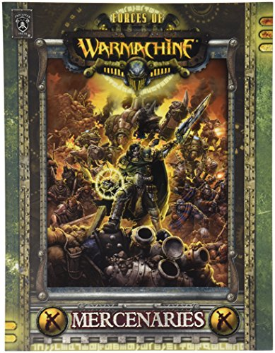 [Import Anglais]Forces of Warmachine Mercenaries
