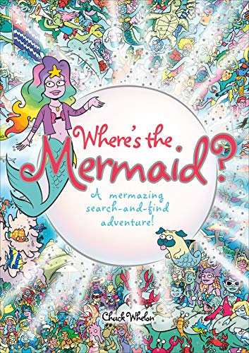 Where's the Mermaid: A Mermazing Search-and-Find Adventure (English Edition)