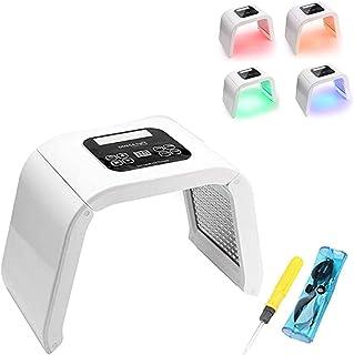 Ledlamp met 7 kleuren PDT foton therapie gezichtssalons, verzorging van de huid en machine behandeling, vermindert effecti...