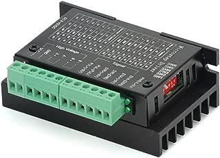 MYSWEETY TB6600 4A 9-42V Stepper Motor Driver CNC Controller, Stepper Motor Driver Nema tb6600 Single Axes Hybrid Stepper Motor for CNC