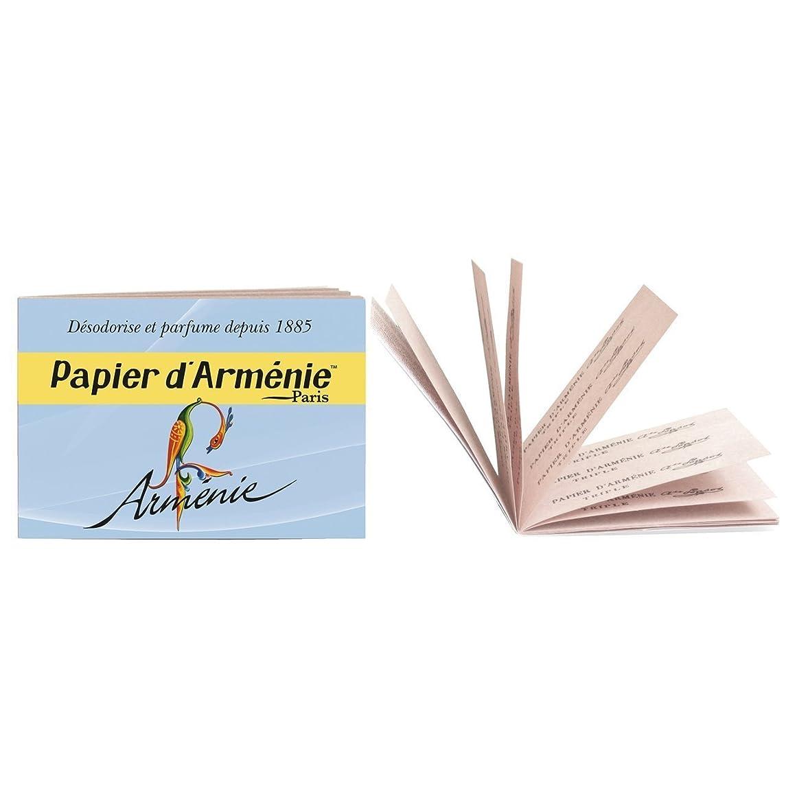 時間厳守二年生信頼性のあるPapier d'Arménie パピエダルメニイ アルメニイ 紙のお香 フランス直送 [並行輸入品]