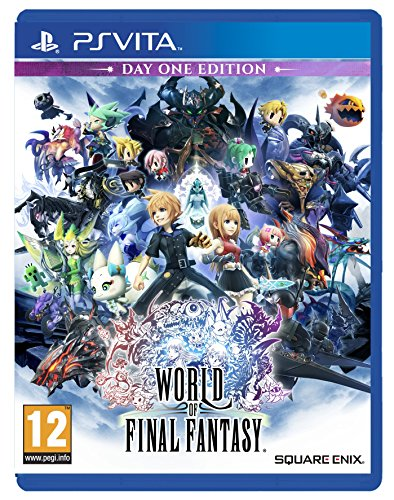 World of Final Fantasy (PS Vita) (New)