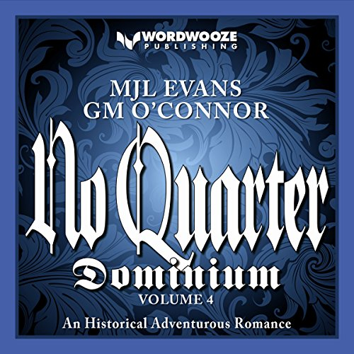 No Quarter: Dominium, Volume 4 audiobook cover art