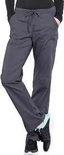 WW Professionals WW160 Women's Straight Leg Drawstring Pant