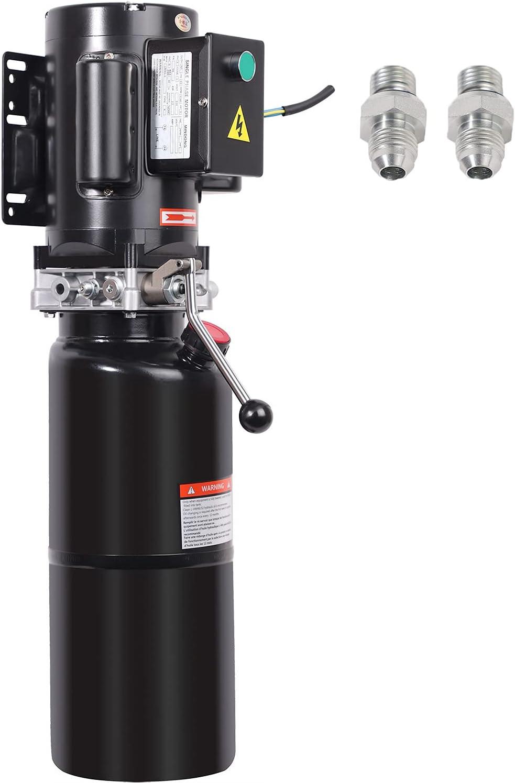 1 year warranty HONYTA 110V AC Motor Hydraulic Power 10 2.64 Unit Q Cheap bargain Gallon with