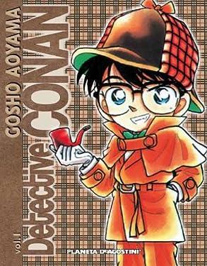 Detective Conan nº 01 (Manga Shonen) (Spanish Edition)