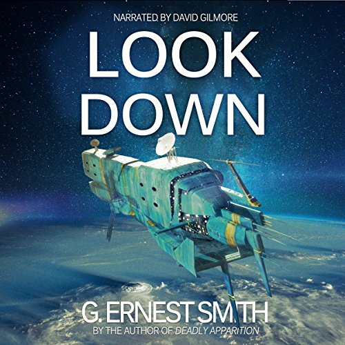 Look Down audiobook cover art