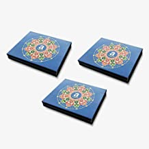 Amazon Pay Gift card - in a Blue Gift Box (Pack of 3)