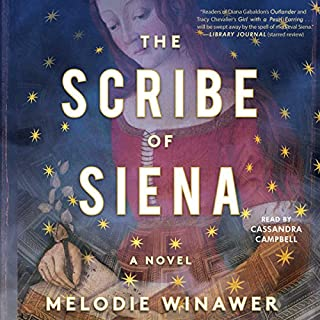 The Scribe of Siena cover art