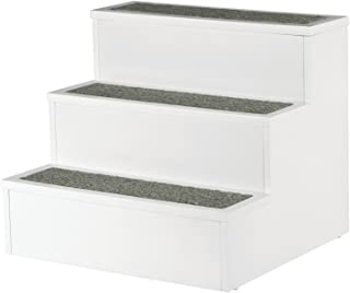 TRIXIE Pet Products Pet Stair Stairs, White