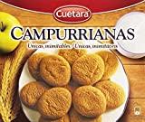 Cuétara - Campurrianas - Galletas 500 gr - Pack de 6 (Total 3000 grams)
