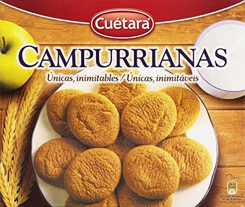 Cuétara Campurrianas Galletas, 500g