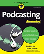 Podcasting For Dummies, 3rd Edition (For Dummies (Computer/Tech))