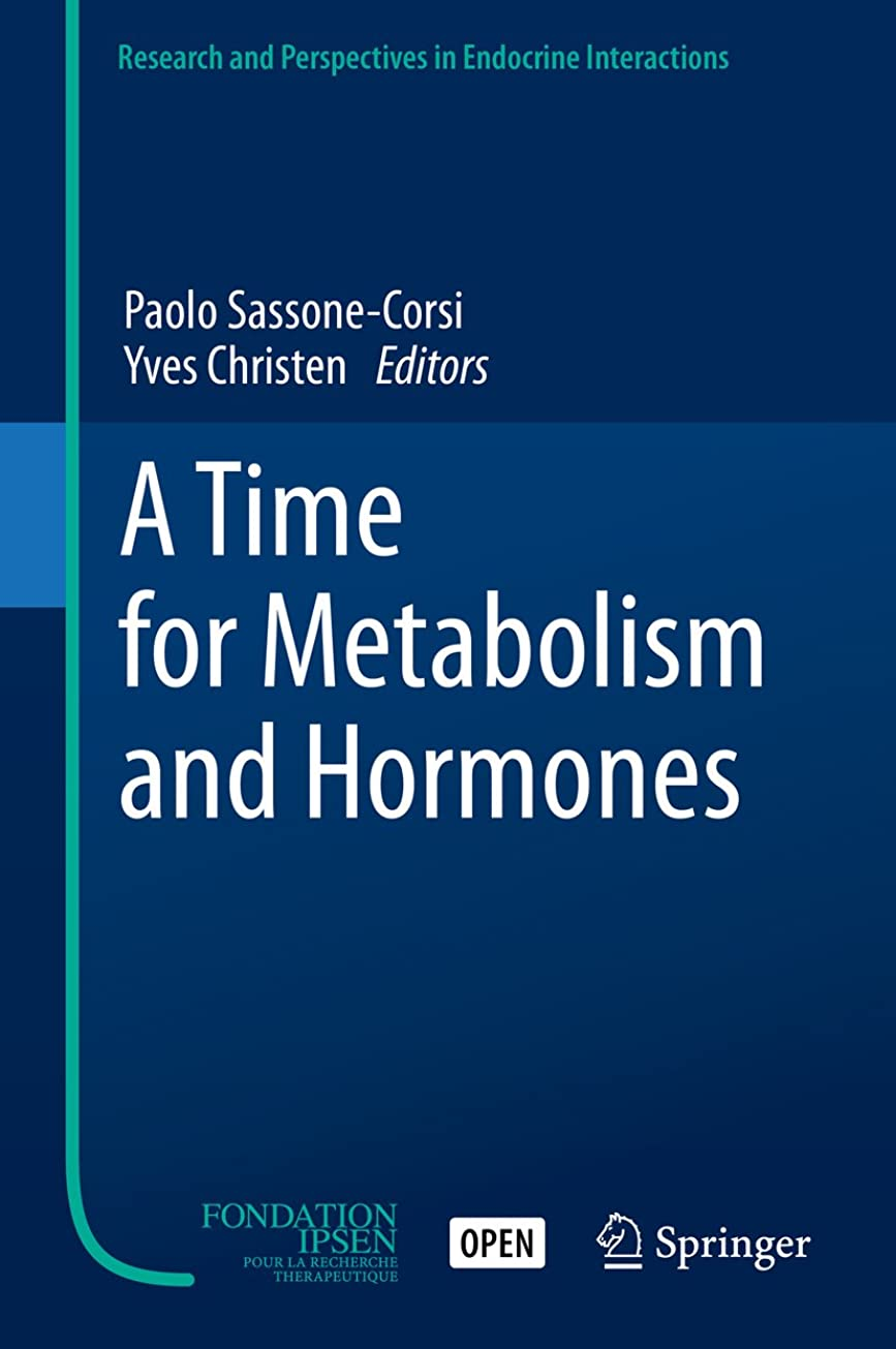おしゃれじゃない飛行機インタネットを見るA Time for Metabolism and Hormones (Research and Perspectives in Endocrine Interactions) (English Edition)