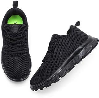 nerteo Kids Sneakers Lightweight Boys/Girls Running Shoes