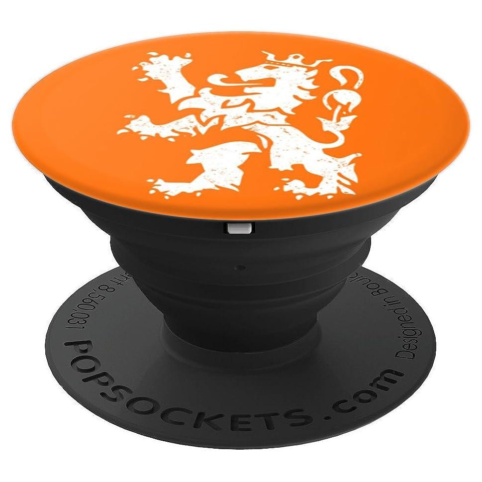 Vintage Netherlands Lion Flag Dutch - PopSockets Grip and Stand for Phones and Tablets