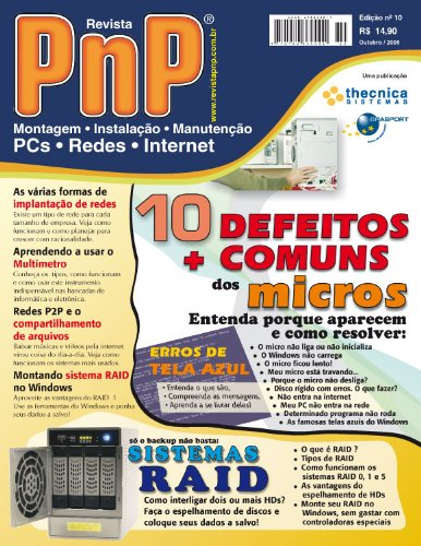 PnP Digital nº 10 - Os 10 Defeitos mais comuns dos micros,...