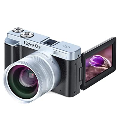 Digital Camera Vlogging Camera