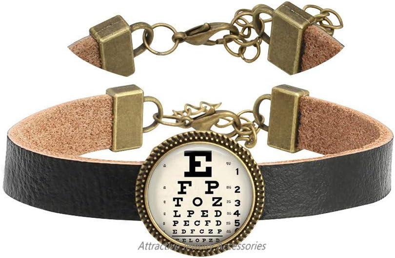 Wklo0avmg Eye Chart 35% OFF Jewelry Gift Bracelet New mail order