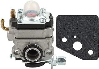 Buckbock Carburetor for WYL-115 Honda GX22 GX31 Engine ZM-5 Tiller Harmony FG100 16100-ZM5-A95 16100-ZM5-A930 Carb for Honda HHE31C Edger HHT31S UMK431 UMK431K1 Trimmer Brush Cutter 16100-ZM5-809