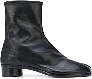 Maison Margiela Mode De Homme S57WU0153PR516T8013 Noir Cuir Bottines | Automne-Hiver 20