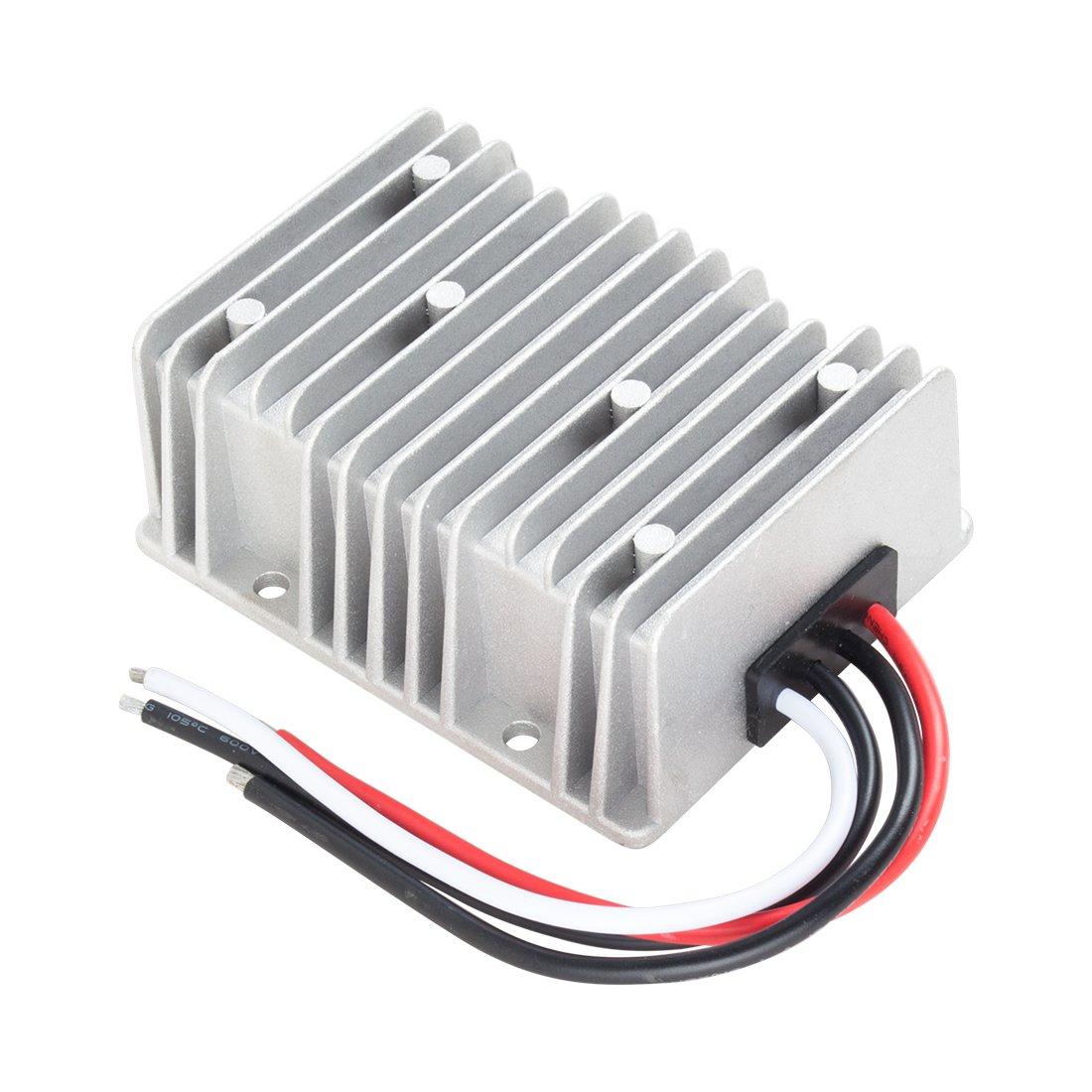 uxcell Voltage Converter Regulator DC 13.8V to List price Luxury goods 48V 30A