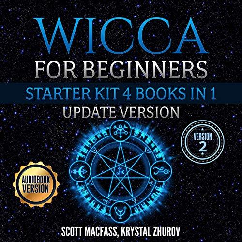 Wicca for Beginners: Starter Kit Titelbild