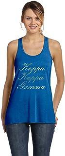 Best KYS Womens Kappa Kappa Gamma Flowy Racerback Tank Top Review