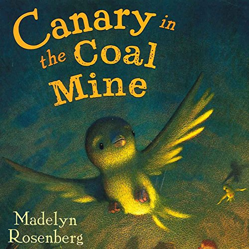 Canary in the Coal Mine audiobook cover art