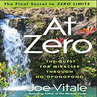 At Zero audiobook cover art
