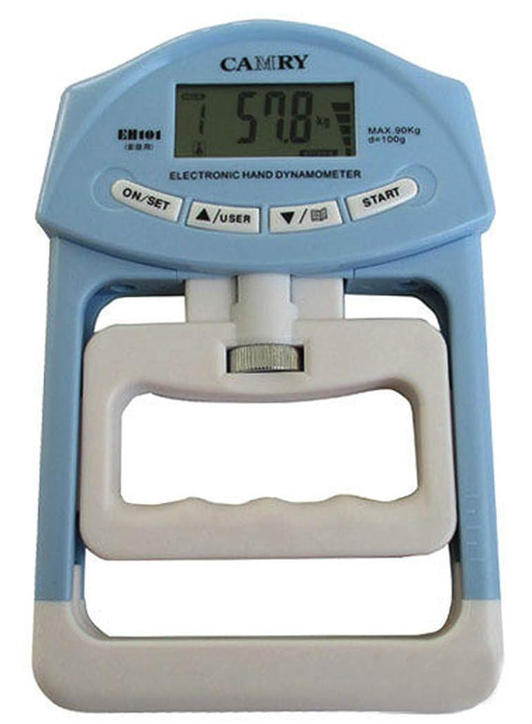 大胆な専門囚人正規品 握力体力測定用デジタル握力計