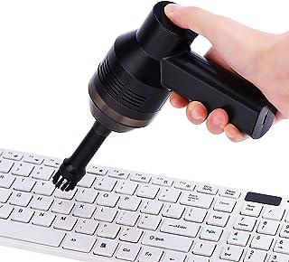 MostroMania Mini Aspirapolvere Portatile da Tavolo per Tastiera PC Decorazioni Scrivania Accessori Computer