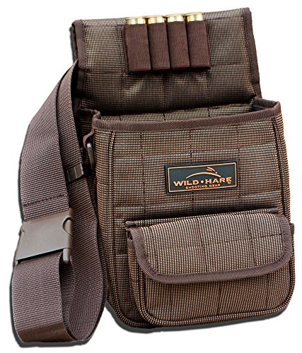Peregrine, Wild Hare Divided Shell Pouch, Premium, Hedgetweed Brown