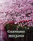 Calendario 2021 Japón: Lunes-domingo, enero-diciembre con fotos de pueblos y ciudades japonesas (Spanish Edition)