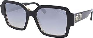 نظارات شمسية من روبيرتو كافالي RC 1130 01C باطار ذهبي ذهبي لامع بلو دبليو سيلفر F