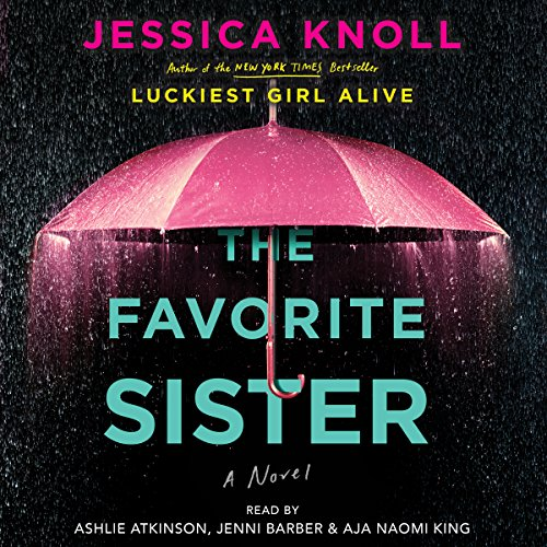 The Favorite Sister cover art
