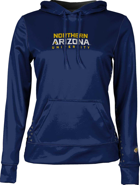 Northern Arizona University Girls' Pullover Hoodie, School Spirit Sweatshirt (Geo)