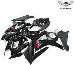 NT FAIRING Black Fit for SUZUKI 2007 2008 GSXR 1000 New Injection Mold ABS Plastics Bodywork Body Kit Bodyframe Body Work 07 08