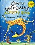 Giraffes Can't Dance Activity Book