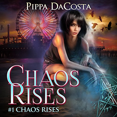 Chaos Rises audiobook cover art