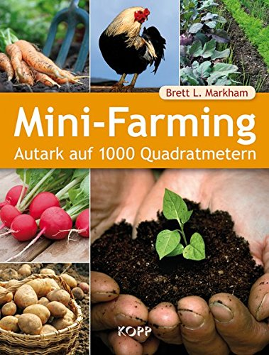 Buchcover - Mini-Farming