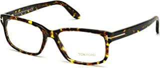 Tom Ford - FT 5313, Geometric, acetate, men, LIGHT HAVANA(056), 55/17/145