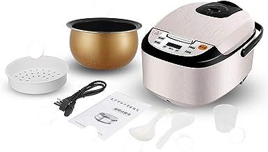 Rice Cooker (3L / 500W) Huishoudelijke non-stick rijstkoker, 24-uurs afspraken en automatische warmteconservering, voor 2-...