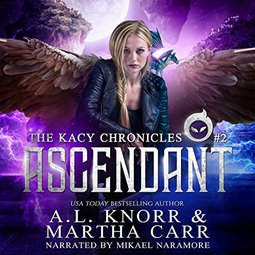 Ascendant: The Revelations of Oriceran audiobook cover art