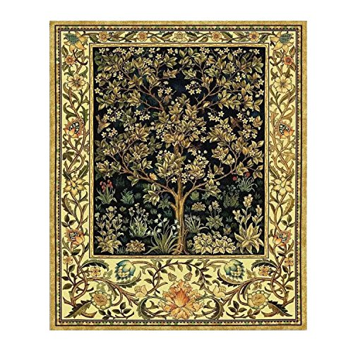 Crafts Graphy 5D Diamond Painting Kits for Adults Full Drill - Tree of Life, 16 x 20 Inches,
