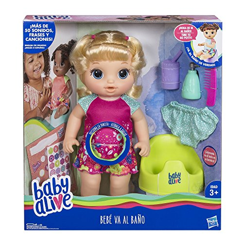 fabricante Baby Alive