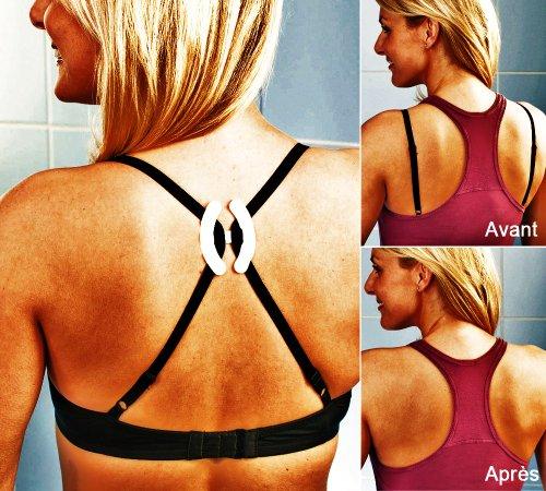 Clip voor bretels – onzichtbare zitverhoger.