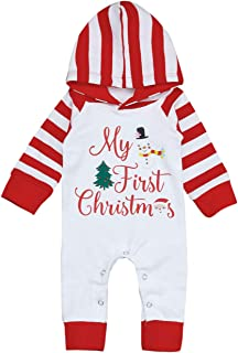 Best my first christmas infant pajamas Reviews